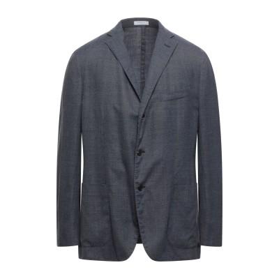 ボリオリ BOGLIOLI テーラードジャケット ブルーグレー 50 バージンウール 75% / ポリエステル 25% テーラードジャケット