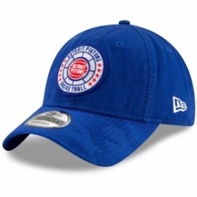 New Era ニュー エラ スポーツ用品  New Era Detroit Pistons Blue 2018 Tip-Off Series 9TWENTY Adjustable Hat