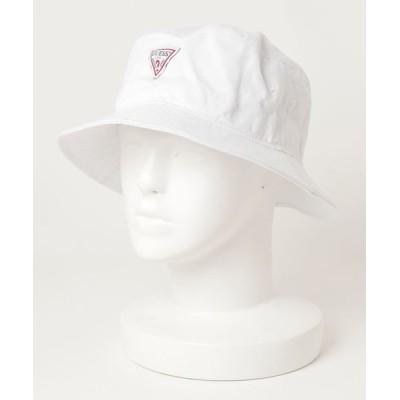 ムラサキスポーツ / GUESS/ゲス TWILL BUCKET 195115004 バケットハット MEN 帽子 > ハット