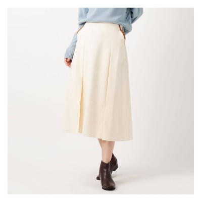 【ザ ショップ ティーケー/THE SHOP TK】 配色パイピングスカート