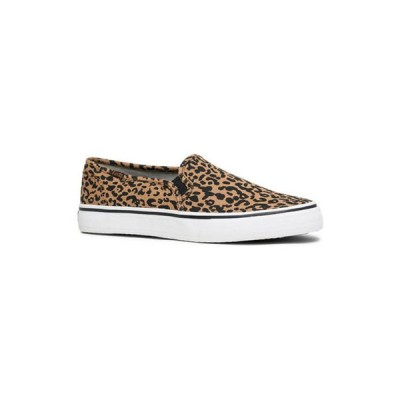 ケッズ レディース スニーカー シューズ Women's Double Decker Cheetah Sneakers