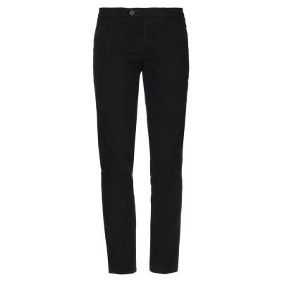 ロイ ロジャース ROŸ ROGER'S パンツ ブラック 36 コットン 97% / ポリウレタン 3% パンツ