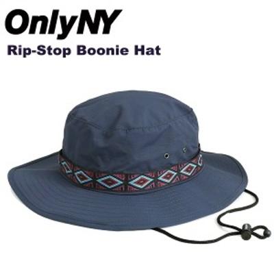 オンリー ニューヨーク(Only NY) Rip-Stop Boonie Hat ブーニーハット/サファリハット/帽子 [BB]