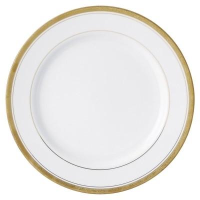 洋陶オープン Y・Sゴールド 9吋ミート皿 [ 23 x 2.3cm ] 料亭 旅館 和食器 飲食店 業務用