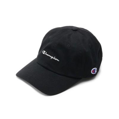 grove / Champion コットンツイルローキャップ WOMEN 帽子 > キャップ