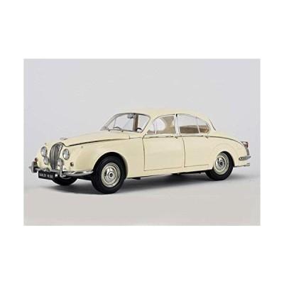 【送料無料】 Daimler 1967 V8-250 English White Left Hand Drive 1/18 by Paragon 98313 輸入品