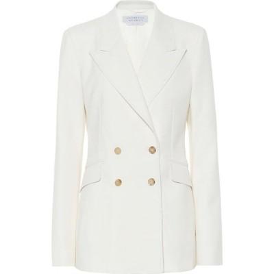 ガブリエラ ハースト Gabriela Hearst レディース スーツ・ジャケット アウター angela stretch-wool blazer White
