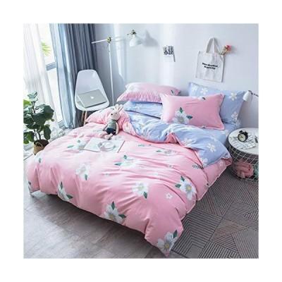100%コットン寝具、フォーシーズンズ、A 1.5-1.8Mベッドに適し含むAベッドシートと2つの枕カバー、用Aシングル?