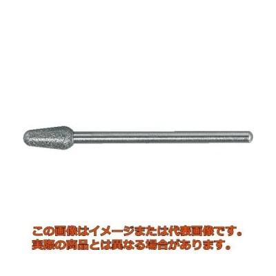 TRUSCO ダイヤモンドバー Φ4.5X刃長9.7X軸2.35 #140 T2047M
