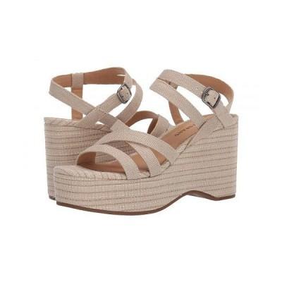 Lucky Brand ラッキーブランド レディース 女性用 シューズ 靴 ヒール Carlisha - Light Stone