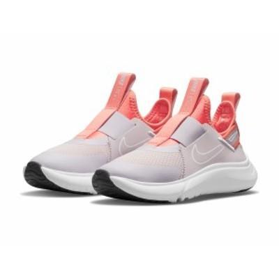 ナイキ NIKE キッズ 子供靴 ジュニア スニーカー フレックス プラス PS CW7429-500 ライトバイオレット FLEX PLUS PS
