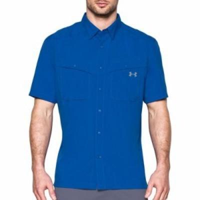 アンダーアーマー その他トップス Tide Chaser Short Sleeve Shirt Blue Marker