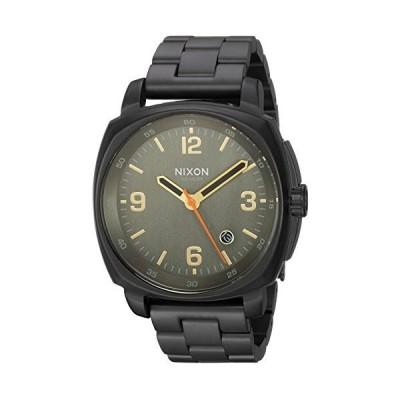 腕時計 ニクソン アメリカ A10721032-00 Nixon Men's 'Charger' Quartz Metal and Stainless Steel Watch,