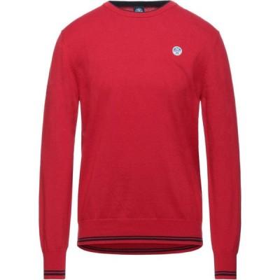 ノースセール NORTH SAILS メンズ ニット・セーター トップス sweater Red