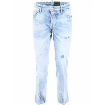 Dsquared2 レディースデニム Dsquared2 Boyfriend Jeans Basic