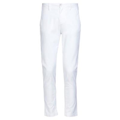 アリーニ AGLINI パンツ ホワイト 29 コットン 97% / ポリウレタン 3% パンツ
