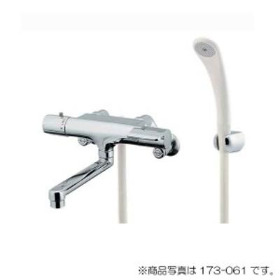カクダイ サーモスタットシャワー混合栓 寒冷地用 【品番:173-061K】