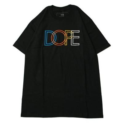 ドープ DOPE BLUEPRINT S/S Tシャツ BLACK/ブラック 半袖 Tシャツ