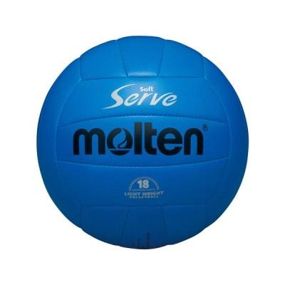 モルテン ソフトサーブ 軽量バレーボール バレーボール4号球 EV4B
