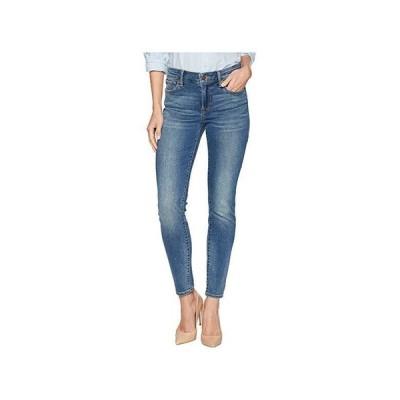 ラッキーブランド Ava Mid-Rise Super Skinny Jeans in Waterloo レディース ジーンズ Waterloo