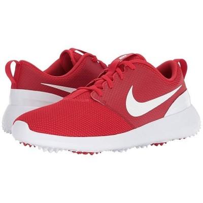 ナイキ Roshe G メンズ スニーカー 靴 シューズ University Red/White