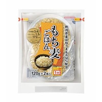 越後製菓 もち麦ごはん 240g ×12個