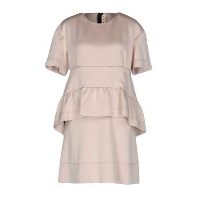 マルニ MARNI ミニワンピース&ドレス ライトピンク 38 トリアセテート 83% / ポリエステル 17% ミニワンピース&ドレス