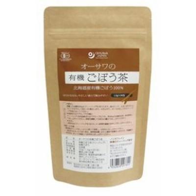 オーサワの有機ごぼう茶 オーサワジャパン 30g(1.5g×20包)