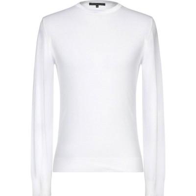 ブライアン デールズ BRIAN DALES メンズ ニット・セーター トップス sweater White
