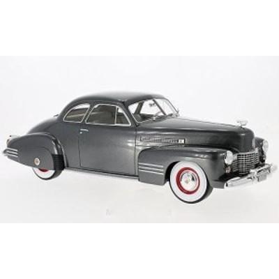 BOS Models 1/18 1941年モデル キャデラック シリーズ 62 グレーメタリック