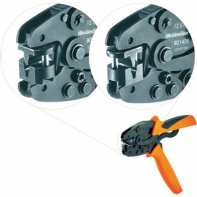 ワイドミュラー 圧着工具 PZ 6 Roto 9014350000