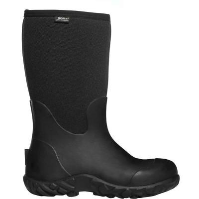 ボグス Bogs メンズ ブーツ シューズ・靴 workman boot Black