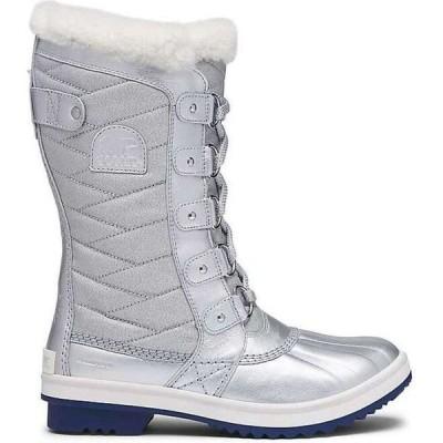 ソレル Sorel レディース ブーツ シューズ・靴 Disney Frozen Tofino II Boot Pure Silver