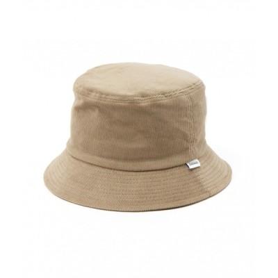 BAYFLOW / カルフォルニアコーデュロイハット MEN 帽子 > ハット