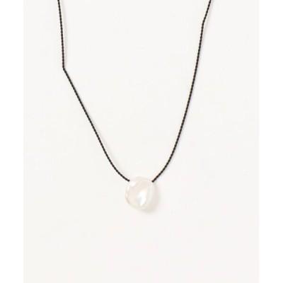 TONE / 【V&SSS】gem & sv925 necklace バロックパール WOMEN アクセサリー > ネックレス