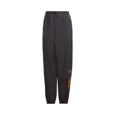 (取寄)アディダス オリジナルス レディース 3D トレフォイル パンツ adidas originals Women's 3D Trefoil Pants Black 送料無料