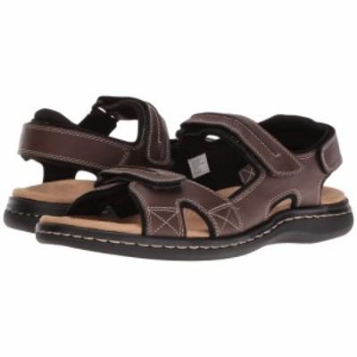 ドッカーズ Dockers メンズ サンダル シューズ・靴 Newpage Quarter Strap Sandal Briar