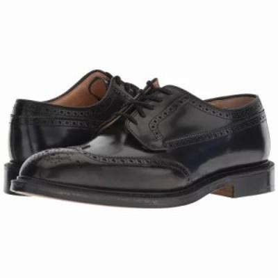 チャーチ 革靴・ビジネスシューズ Grafton 173 Tricolor Wing Tip Brown Combo