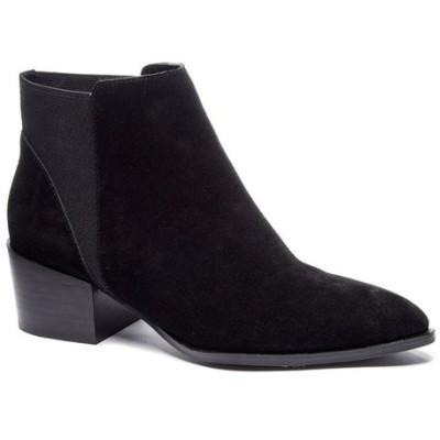 チャイニーズランドリー Chinese Laundry レディース ブーツ ブーティー シューズ・靴 Chelsea Booties Black