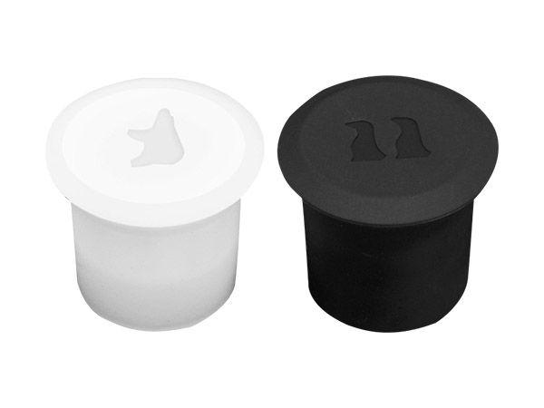 創意北極熊企鵝浮冰製冰器(2入)【DS001839】