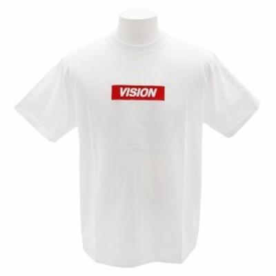 ヴィジョン(VISION)Tシャツ 半袖 BOXロゴTシャツ 9523103-06OFF (Men's)