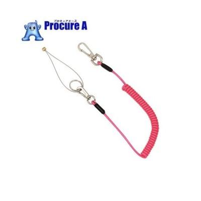 タジマ 安全ロープ 蛍光レッド AZ-ROPR ▼308-6186 (株)TJMデザイン