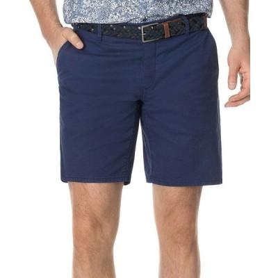ロッドアンドグン メンズ ハーフパンツ・ショーツ ボトムス The Peaks Cotton-Blend Over-Dyed Classic Fit Shorts