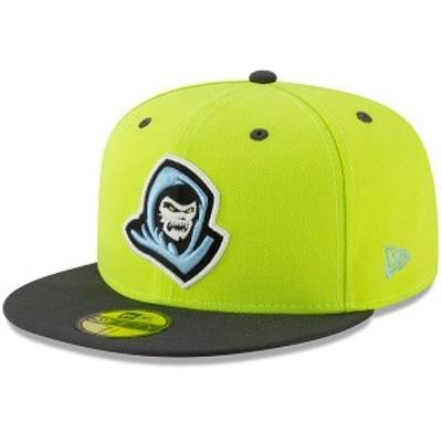 ニューエラ メンズ 帽子 アクセサリー San Bernardino Cucuys New Era Copa de la Diversion 59FIFTY Fitted Hat Green/Gray