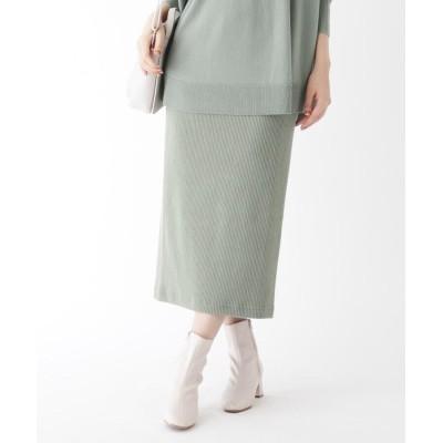 OPAQUE.CLIP(オペークドットクリップ) ブレアコールロングスカート