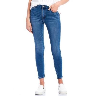 リーバイス レディース デニムパンツ ボトムス 720 High Rise Super Skinny Jeans