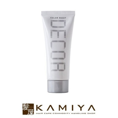イリヤ デコレ カラーリセット 160g(ヘアマニキュア専用色落とし剤)