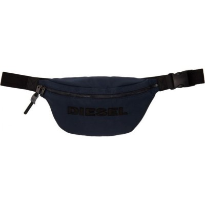 ディーゼル Diesel メンズ ボディバッグ・ウエストポーチ バッグ Navy Feltre Belt Bag Navy