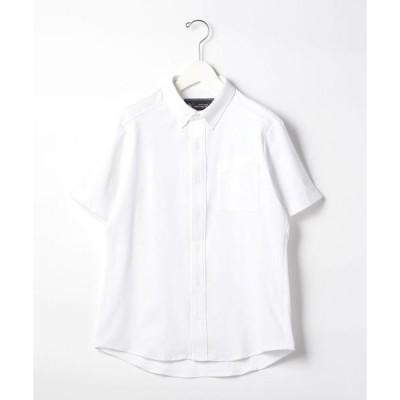 シャツ ブラウス [ ルコック スポルティフ ] le coq sportif NEXTEP 半袖 シャツ