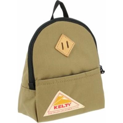 KELTY(ケルティ) MICRO DAYPACK POUCH アウトドア バッグ 2592299-TAN